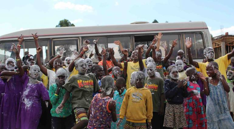 Camp David Uganda